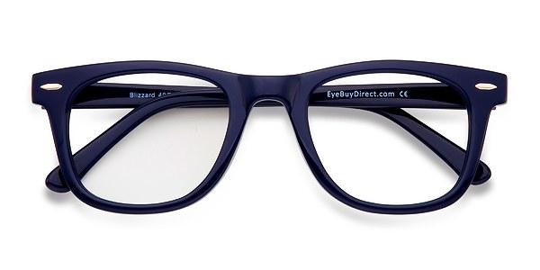 Blizzard prescription eyeglasses (Navy)