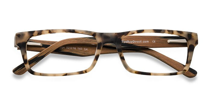 Matte Tortoise Cambridge -  Fashion Plastic Eyeglasses