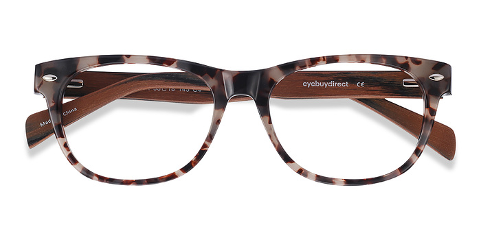 Ivory/Tortoise Amber -  Fashion Acetate Eyeglasses