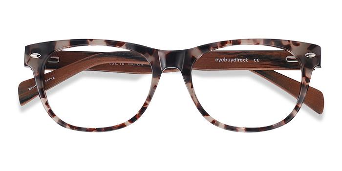Ivory/Tortoise Amber -  Fashion Acetate Eyeglasses