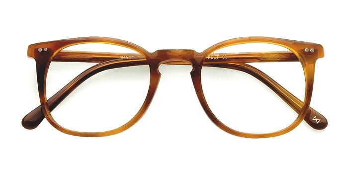 Cinnamon Shade -  Designer Acetate Eyeglasses