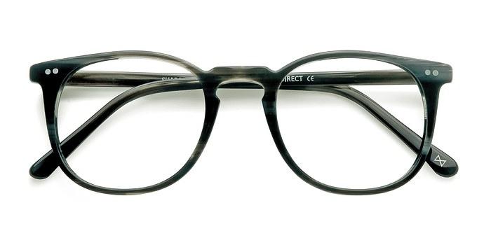 Striped Granite Shade -  Geek Acetate Eyeglasses