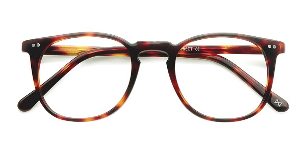 Shade prescription eyeglasses (Warm Tortoise)