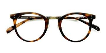Caramel Nostalgia -  Designer Acetate Eyeglasses