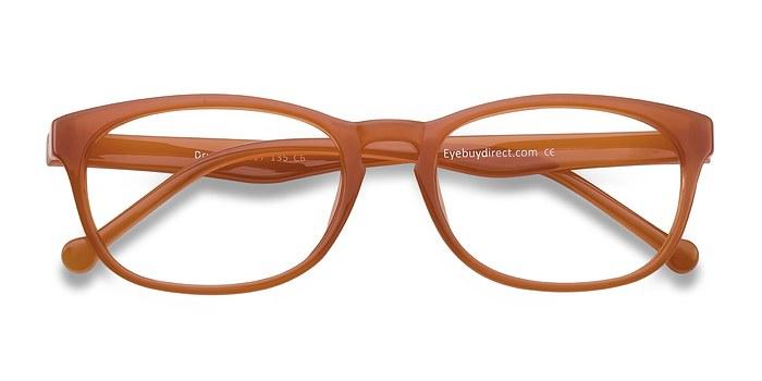 Orange Drums -  Fashion Plastic Eyeglasses