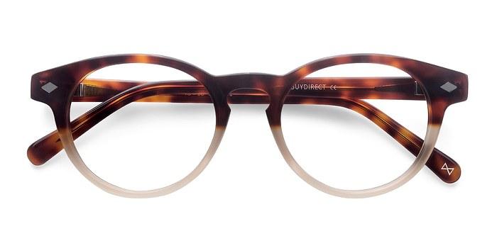 Macchiato Tortoise Concept -  Designer Acetate Eyeglasses
