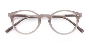 Taupe & Pearl Fade -  Designer Acetate Eyeglasses
