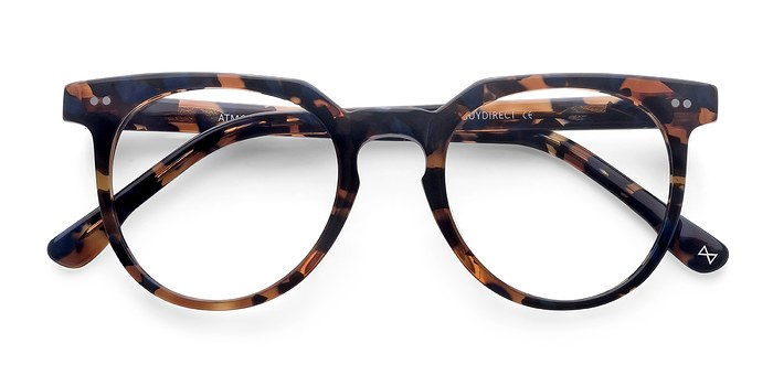 Blueberry Tea Atmosphere -  Geek Acetate Eyeglasses