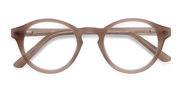 Matte Brown  Dreamy -  Geek Acetate Eyeglasses