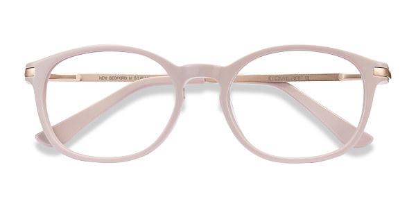 new bedford faded acetate eyeglasses