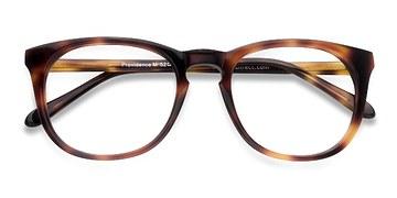 Tortoise Providence -  Classic Acetate Eyeglasses