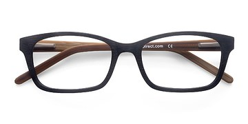 Black Yellow Mesquite -  Classic Acetate Eyeglasses