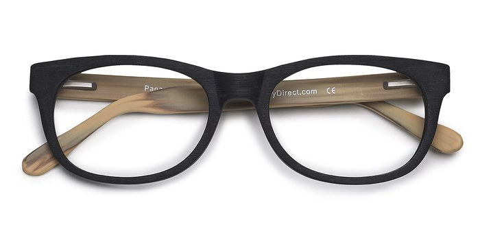 Black Panama -  Fashion Eyeglasses
