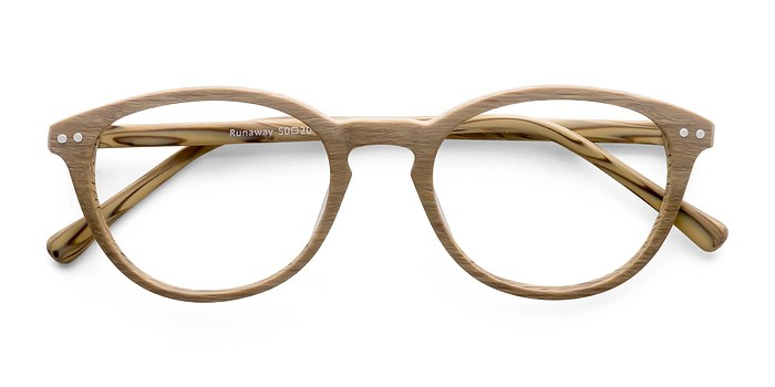 Yellow Runaway -  Fashion Eyeglasses