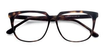 Tortoise Capucine -  Fashion Acetate Eyeglasses