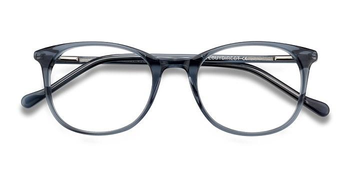 Blue Peppermint -  Fashion Acetate Eyeglasses