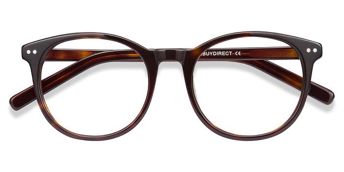 Tortoise Primrose -  Acetate Eyeglasses