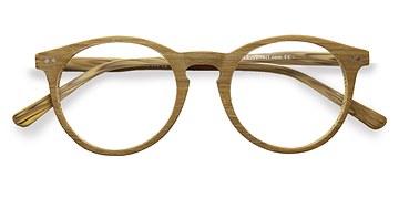 Yellow Neptune -  Colorful Acetate Eyeglasses