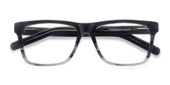 Gray Pioneer -  Acetate Eyeglasses