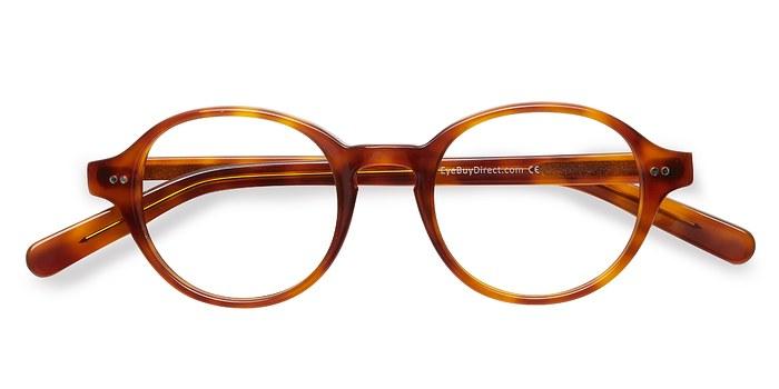 Tortoise Homer -  Acetate Eyeglasses