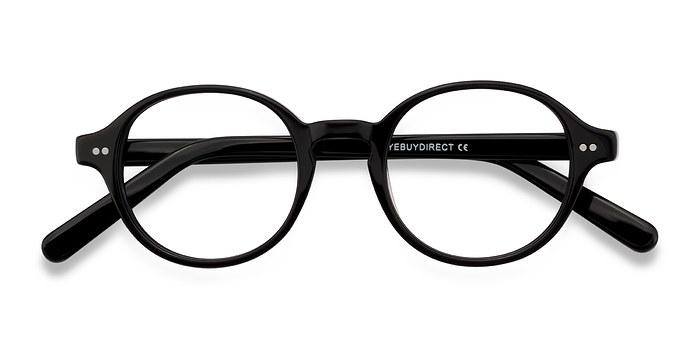 Black Homer -  Acetate Eyeglasses
