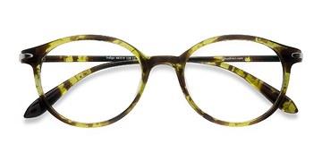 Tortoise Indigo -  Plastic Eyeglasses