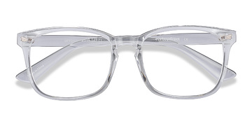 Clear Uptown -  Plastic Eyeglasses