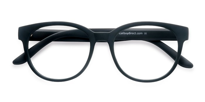 Matte Green Grace -  Fashion Plastic Eyeglasses