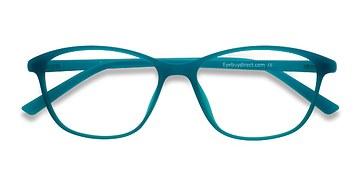 Matte Green District -  Plastic Eyeglasses
