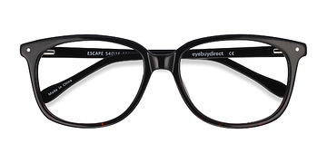 Tortoise Escape -  Classic Acetate Eyeglasses