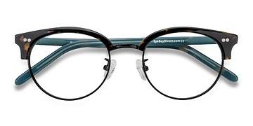 Tortoise Annabel -  Designer Acetate Eyeglasses