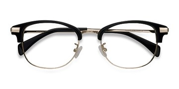 Black Kinjin -  Acetate Eyeglasses