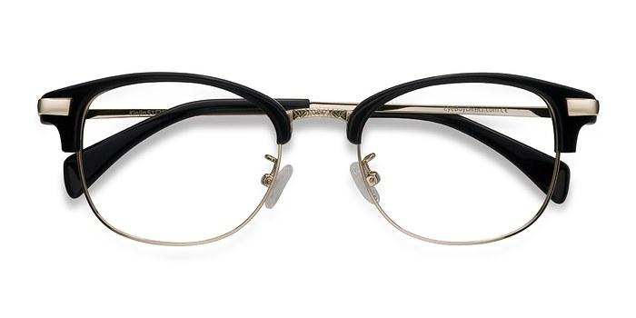 Black Kinjin -  Acetate Eyeglasses