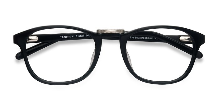 Black Tomorrow -  Acetate Eyeglasses