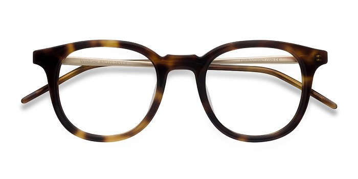 Tortoise Vendome -  Geek Acetate Eyeglasses