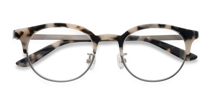 Ivory Tortoise Lea -  Designer Acetate Eyeglasses
