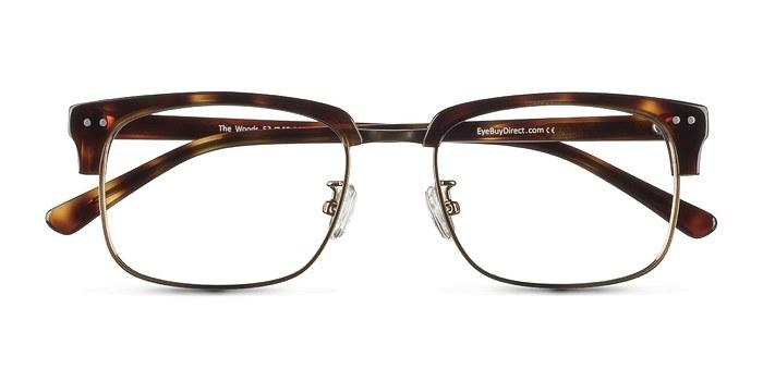 Tortoise The Woods -  Designer Acetate Eyeglasses