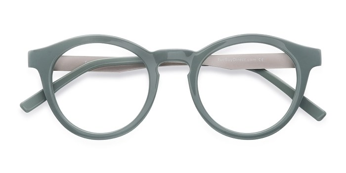 Green Twin -  Acetate Eyeglasses