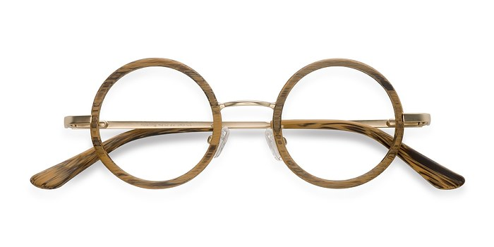 Brown Roaring -  Designer Acetate Eyeglasses