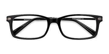 Black Requiem -  Acetate Eyeglasses