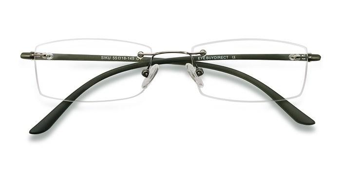 Gunmetal Siku -  Metal Eyeglasses