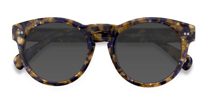 Blue/Tortoise Penelope -  Vintage Plastic Sunglasses