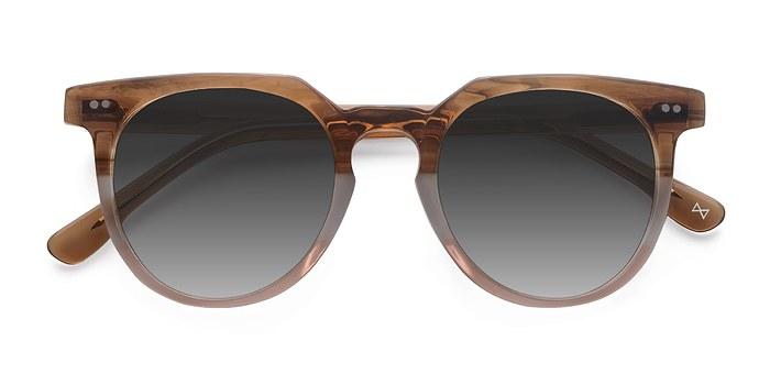Neapolitan Shadow -  Acetate Sunglasses