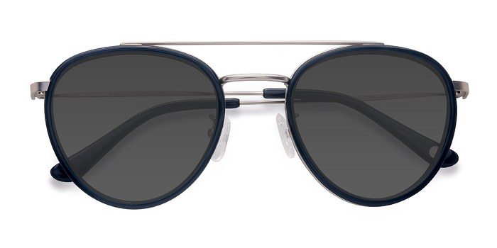 Dark Green Brookline -  Acetate Sunglasses