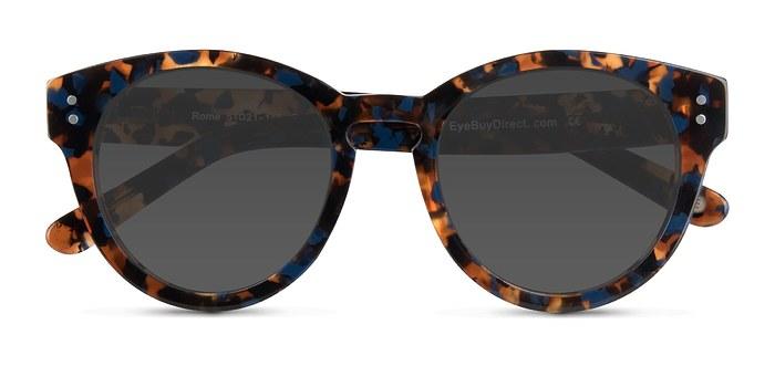 Floral Rome -  Acetate Sunglasses