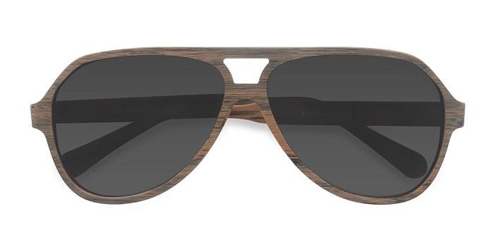 Brown Americana -  Acetate Sunglasses