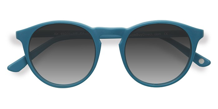 Matte Green Air -  Acetate Sunglasses