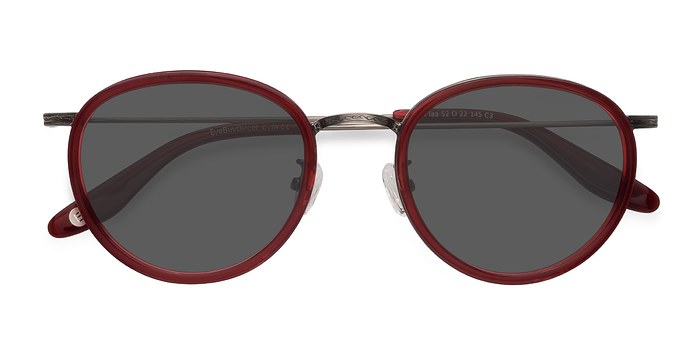 Red Sun Tea -  Acetate Sunglasses