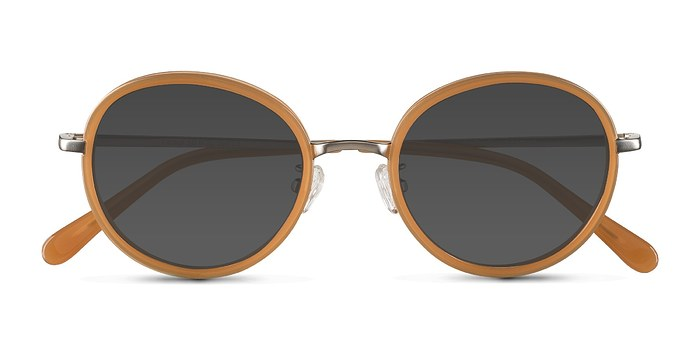 Orange Cactus -  Acetate Sunglasses