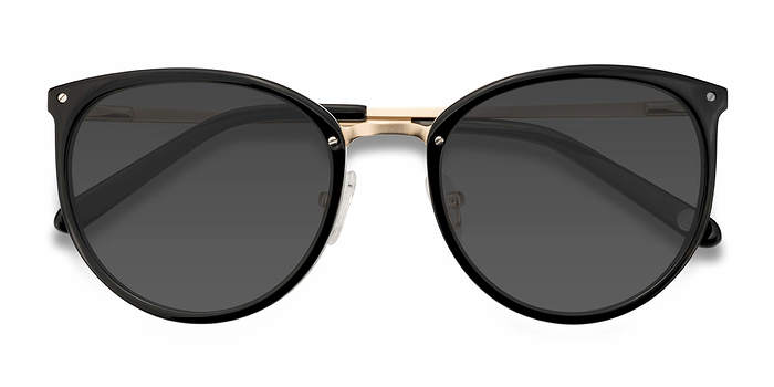 Black Crush -  Acetate Sunglasses